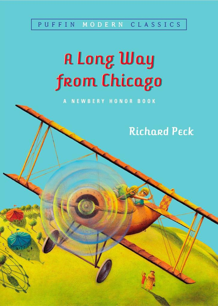 A Long Way from Chicago: A Novel in Stories als Taschenbuch