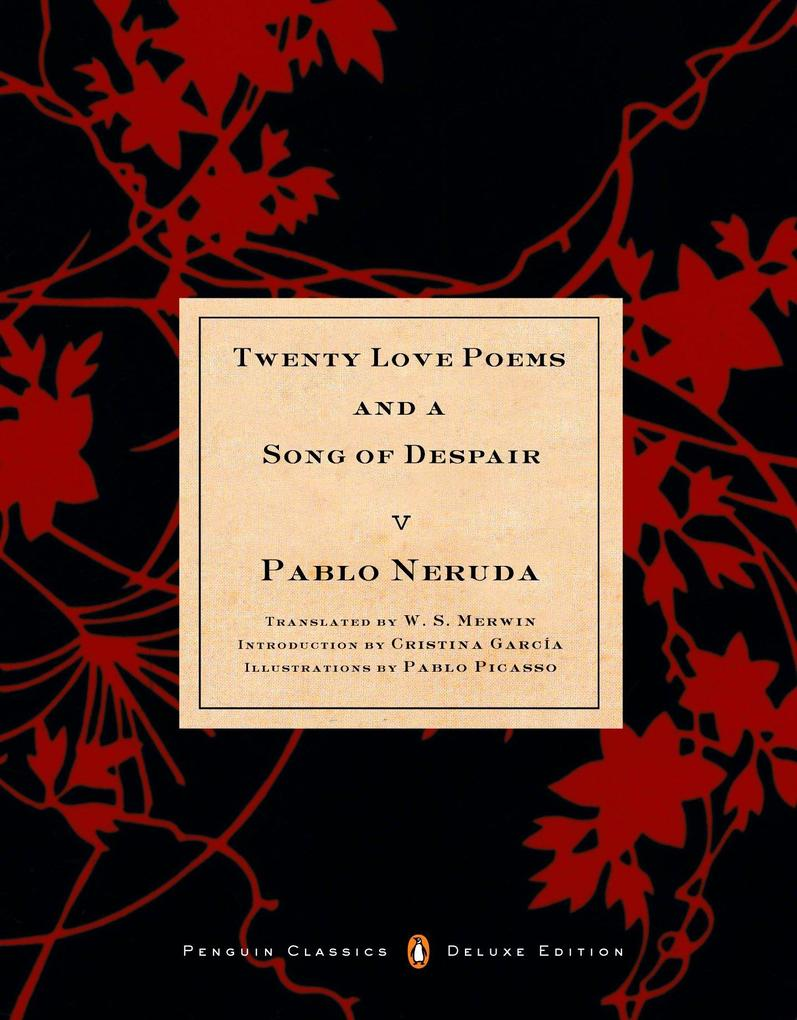 Twenty Love Poems and a Song of Despair als Taschenbuch