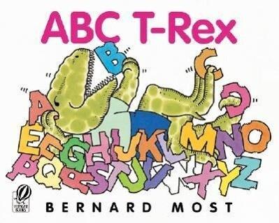 ABC T-Rex als Taschenbuch