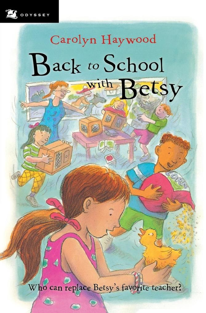 Back to School with Betsy als Taschenbuch