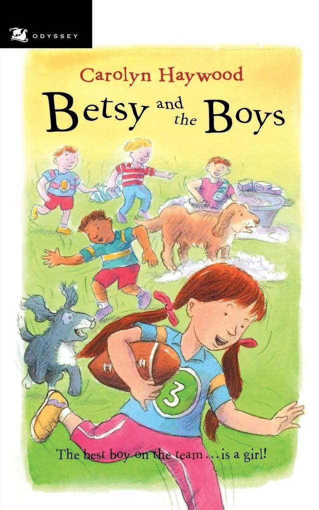 Betsy and the Boys als Taschenbuch
