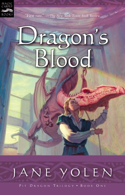 Dragon's Blood als Taschenbuch