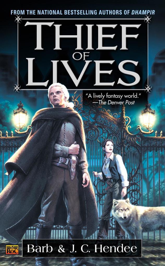 Thief of Lives als Taschenbuch