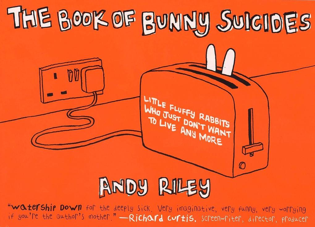 The Book of Bunny Suicides als Taschenbuch