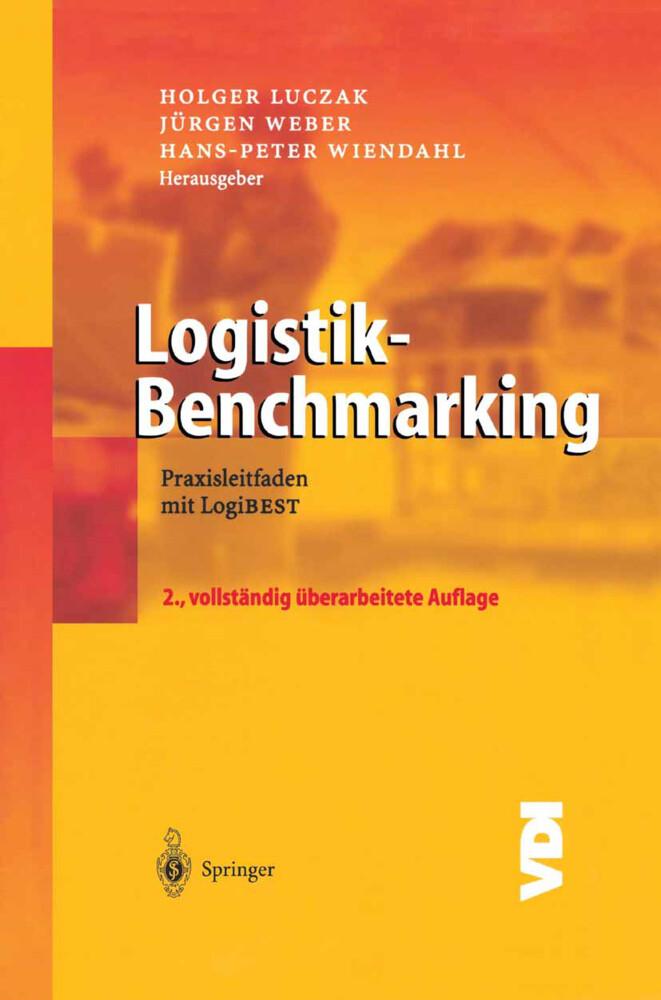 Logistik-Benchmarking als Buch