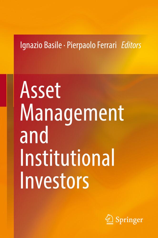 Asset Management and Institutional Investors al...
