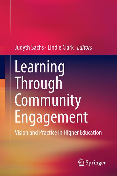Learning Through Community Engagement als Buch von