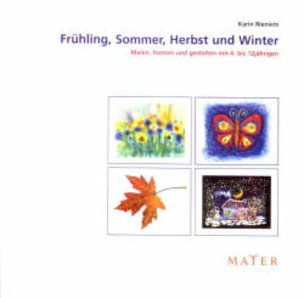 Frühling, Sommer, Herbst und Winter als Buch