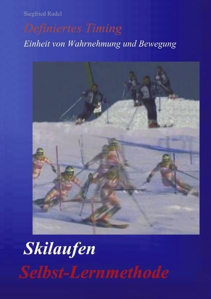 Skilaufen - Selbst-Lernmethode als Buch