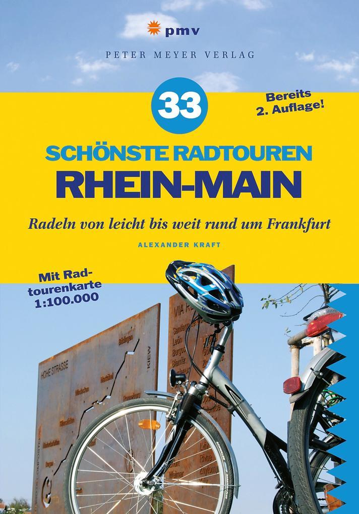 33 schönste Radtouren Rhein-Main als eBook Down...