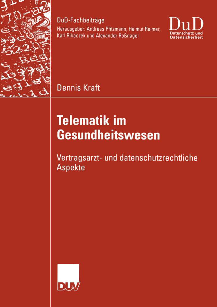 Telematik im Gesundheitswesen als Buch