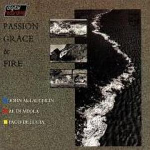 PASSION,GRACE AND FIRE als CD