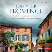 Tod in der Provence. Ein Fall für Kommissar Leclerk