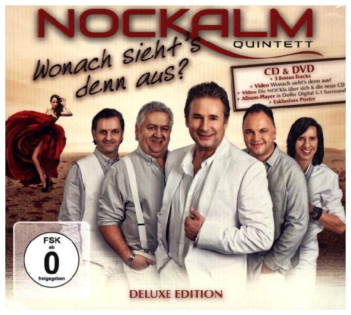 Wonach sieht´s denn aus? (Limited Deluxe Edition)