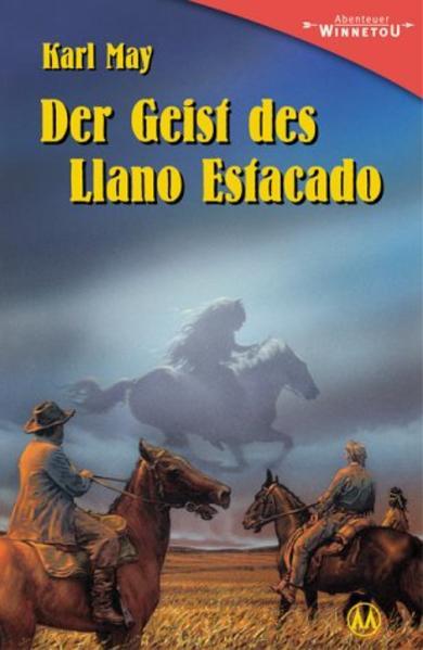 Der Geist des Llano Estacado als Buch