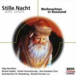Stille Nacht Am Don als CD