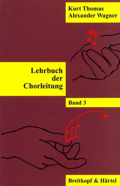 Lehrbuch der Chorleitung 3 als Buch