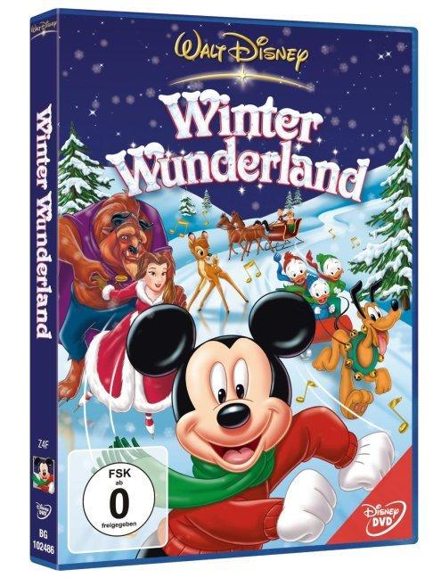 Winter Wunderland als DVD