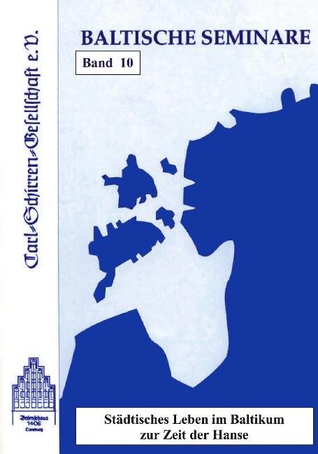 Baltische Seminare Band 10 als Buch