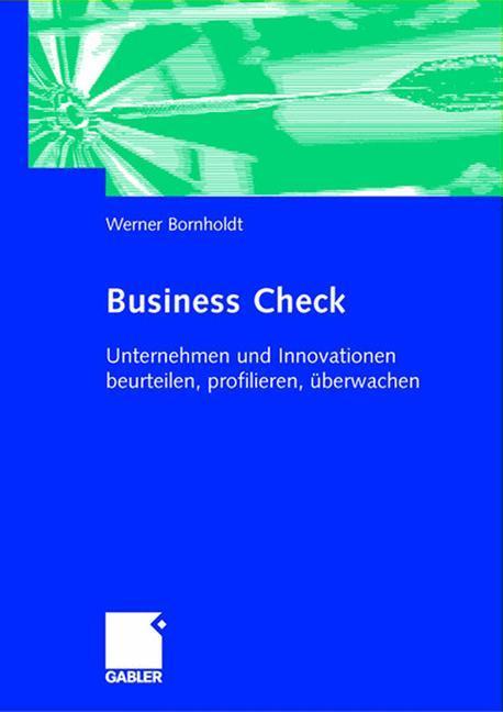 Business Check als Buch