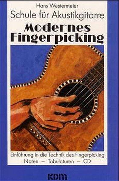 Modernes Fingerpicking 1 als Buch