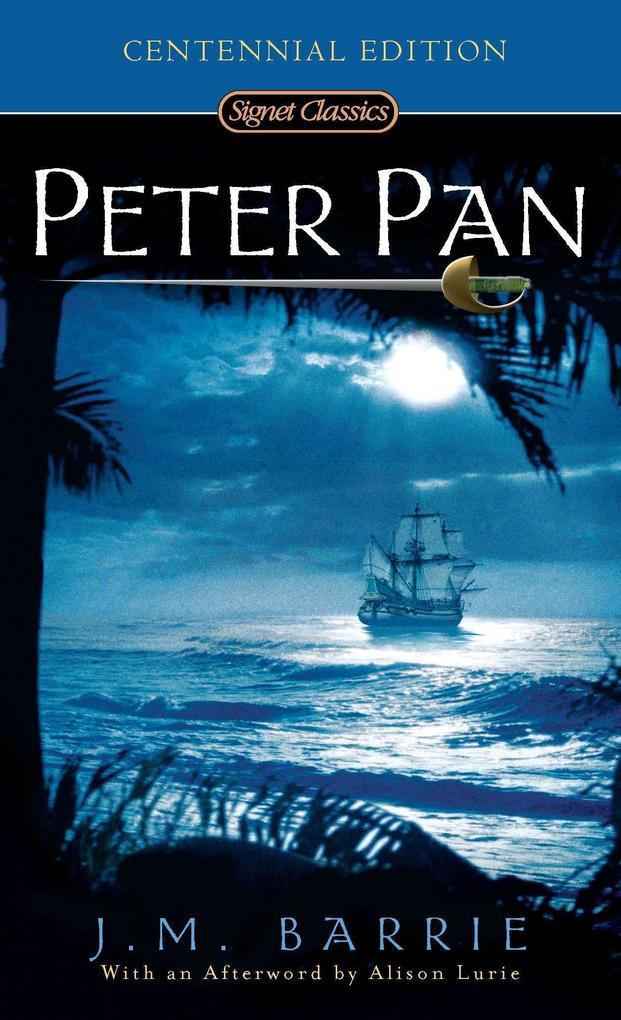 Peter Pan als Taschenbuch