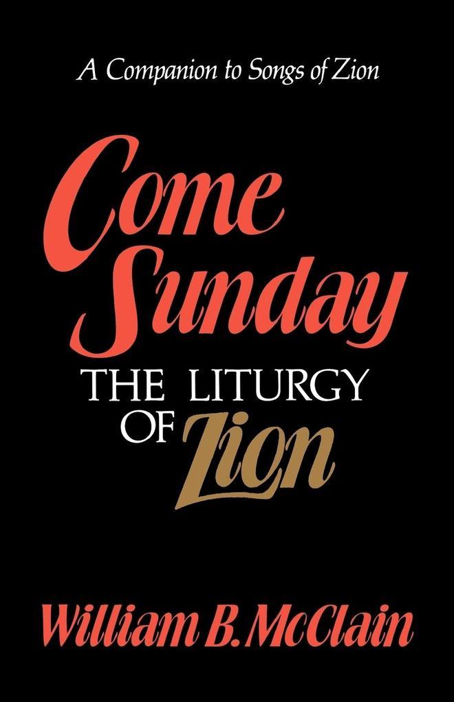 Come Sunday als Taschenbuch