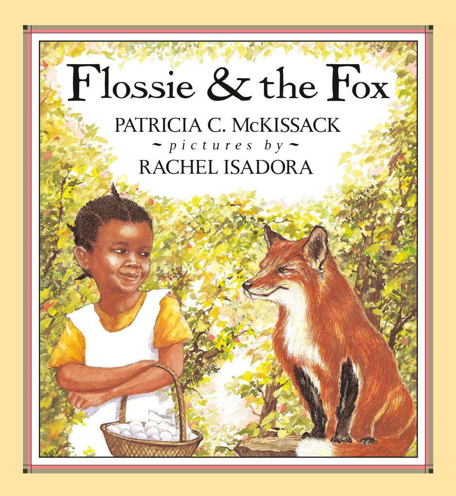 Flossie and the Fox als Buch