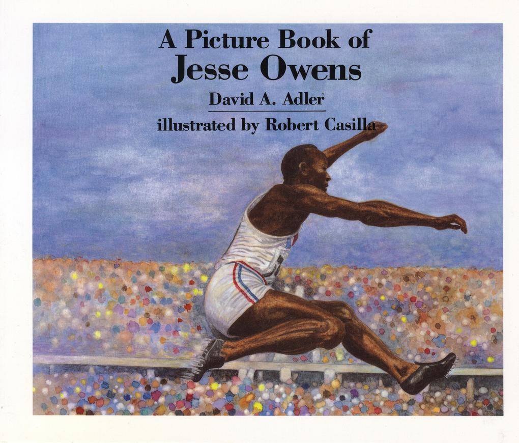 A Picture Book of Jesse Owens als Buch