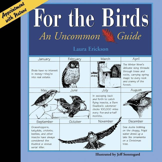 For the Birds: An Uncommon Guide als Taschenbuch