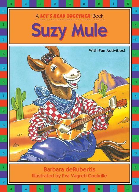 Suzy Mule: Long Vowel U als Taschenbuch
