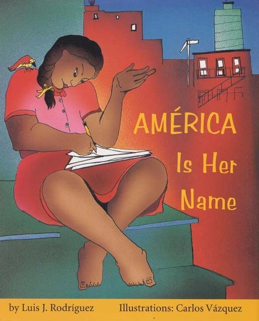 America Is Her Name als Buch