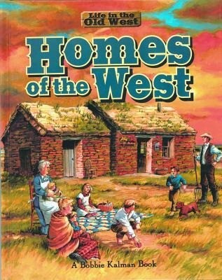Homes of the West als Buch