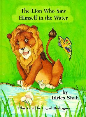 The Lion Who Saw Himself in the Water als Buch (gebunden)