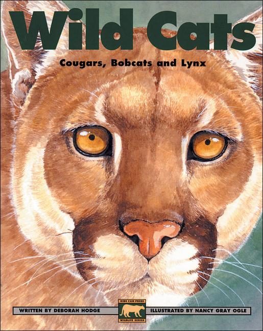 Wild Cats: Cougars, Bobcats and Lynx als Taschenbuch