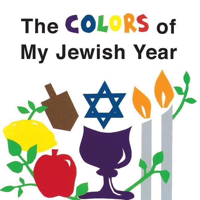The Colors of My Jewish Year als Buch
