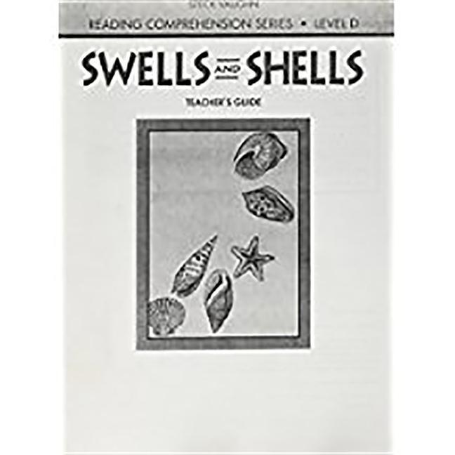 Steck-Vaughn Reading Comprehension Series: Teacher's Guide Swells and Shells Revised 1993 als Taschenbuch