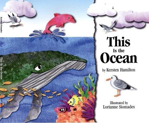 This is the Ocean als Buch