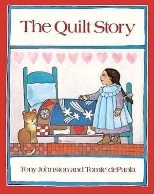 The Quilt Story als Taschenbuch