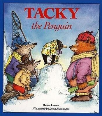 Tacky the Penguin als Taschenbuch