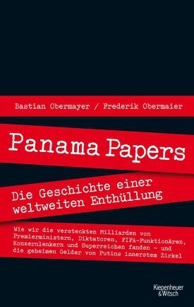 Panama Papers als Buch