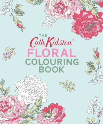 The Cath Kidston Floral Colouring Book als Buch...