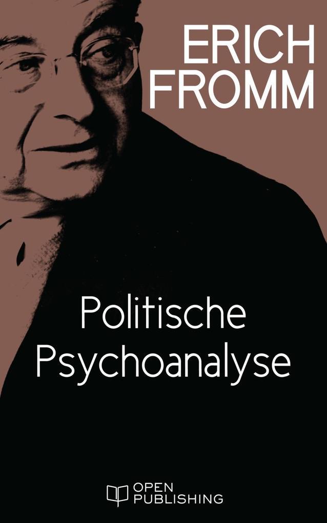 Politische Psychoanalyse als eBook Download von...