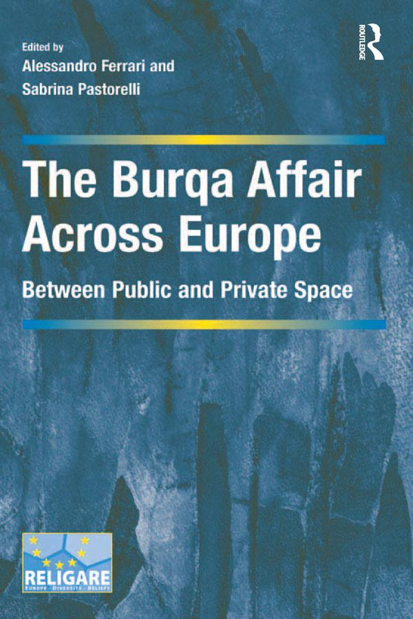 Burqa Affair Across Europe als eBook Download von