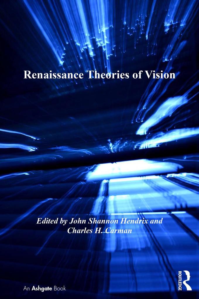 Renaissance Theories of Vision als eBook Downlo...