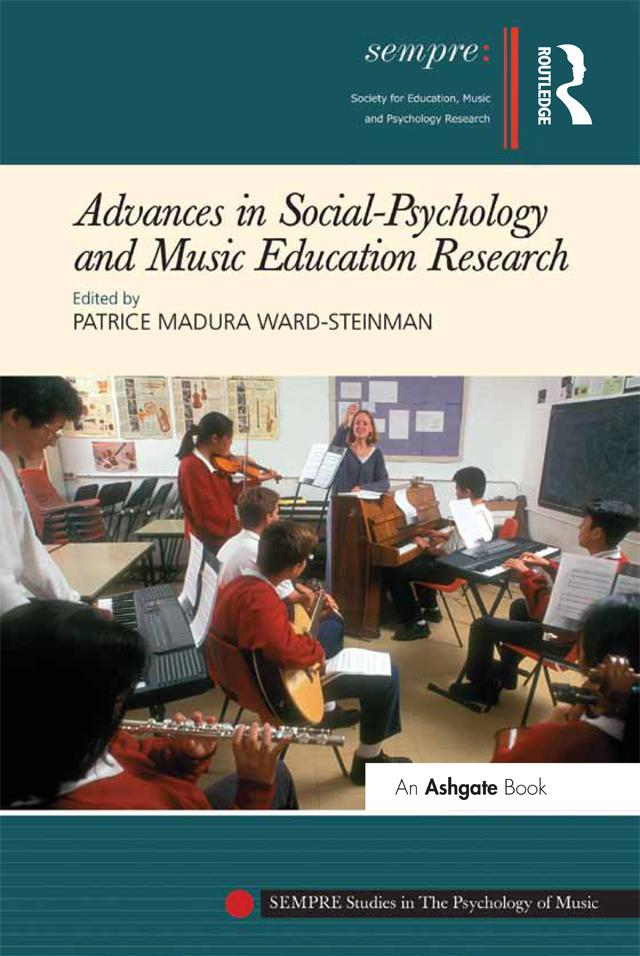 Advances in Social-Psychology and Music Educati...