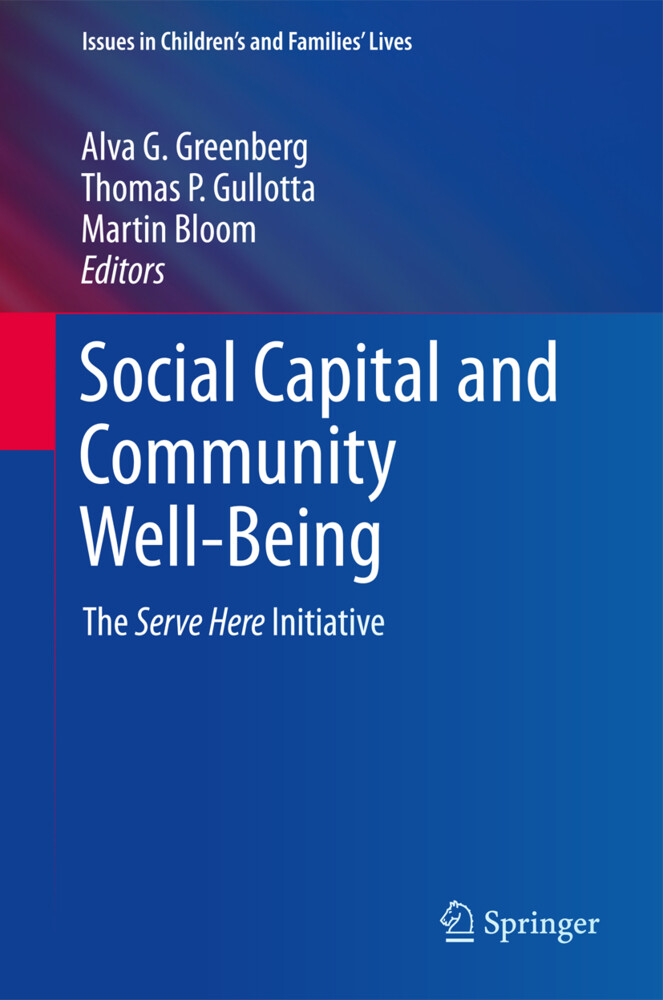 Social Capital and Community Well-Being als Buc...