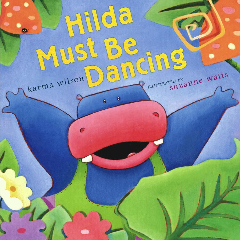 Hilda Must Be Dancing als Buch