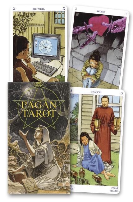 The Pagan Tarot Cards als sonstige Artikel