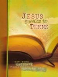 Jesus Speaks to Teens als Buch